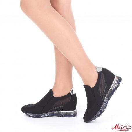 Pantofi Sport Dama HFD25 Black Mei