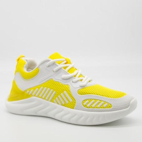 Pantofi Sport Dama NX85 Yellow Mei
