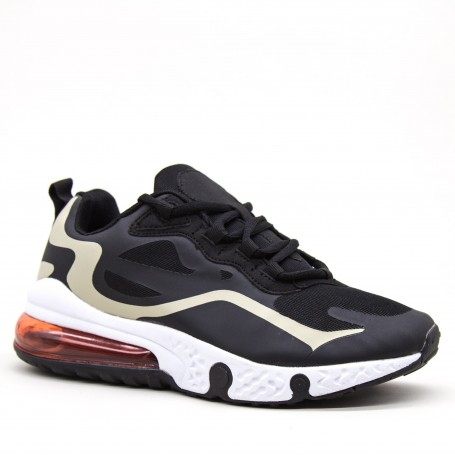 Pantofi Sport Barbati 0550 Black Mei