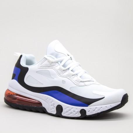 Pantofi Sport Barbati 0550 White-royal Mei