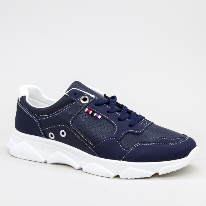 Pantofi Sport Barbati AN79 Deep Blue Mei