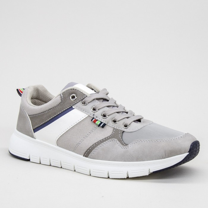 Pantofi Sport Barbati AN76 Grey Mei
