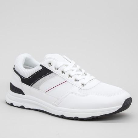 Pantofi Sport Barbati AN77 White Mei