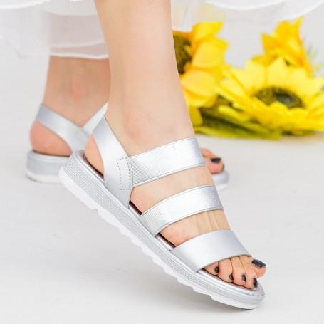 Sandale Dama WS186 Silver Mei