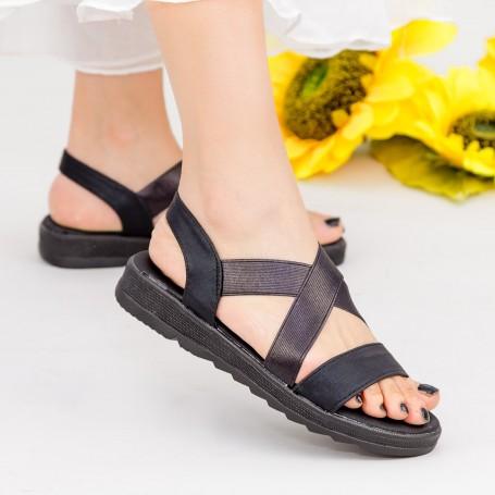 Sandale Dama WS185 Black Mei