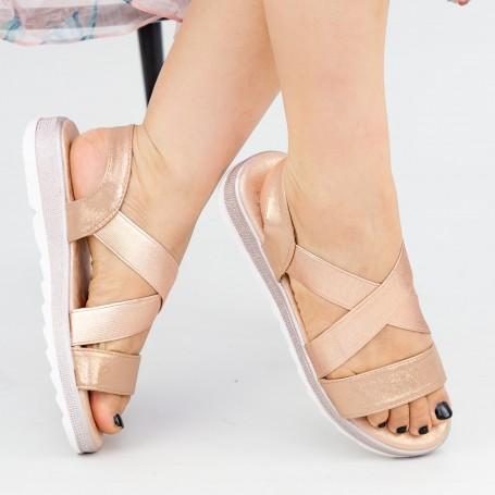Sandale Dama WS185 Champagne Mei