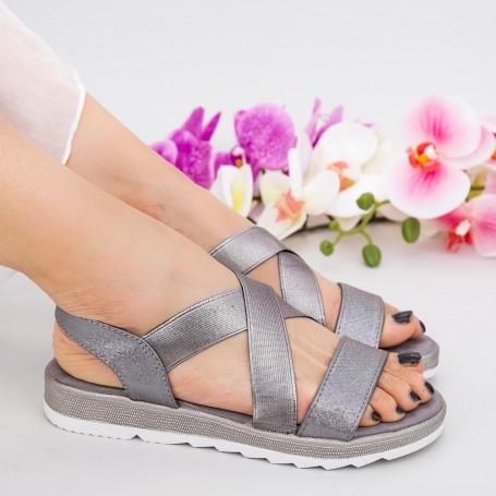 Sandale Dama WS185 Pewter Mei
