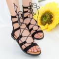 Sandale Dama CZLS1 Black (014) Mei