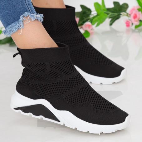 Pantofi Sport Dama LI3 Black Mei