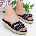 Papuci Dama YFF2 Black Mei
