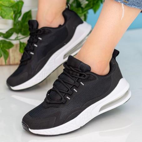 Pantofi Sport Dama OJ2 Black Mei