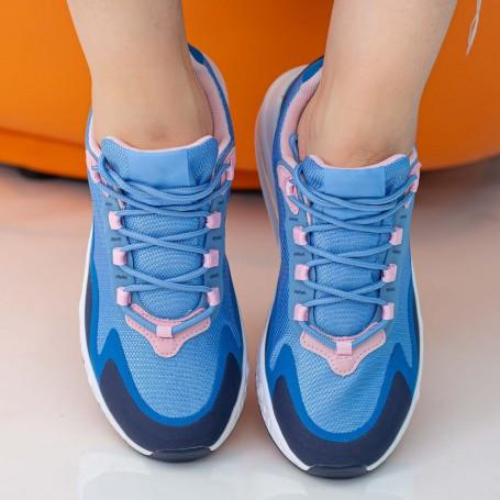 Pantofi Sport Dama OJ2 Lightblue Mei