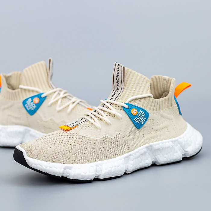 Pantofi Sport Barbati JG13 Bej Mei