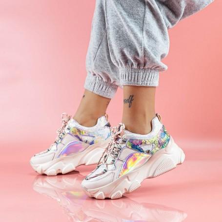 Pantofi Sport Dama SZ301 Roz Mei