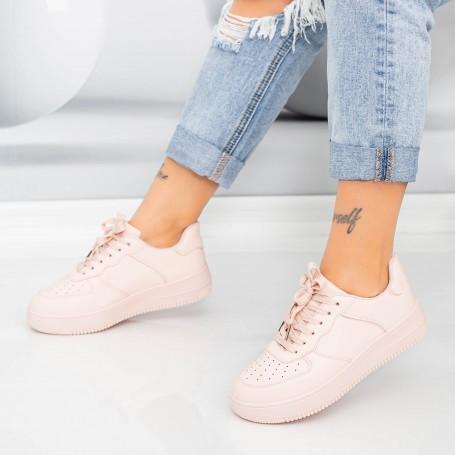 Pantofi Sport Dama AN87 Roz Mei