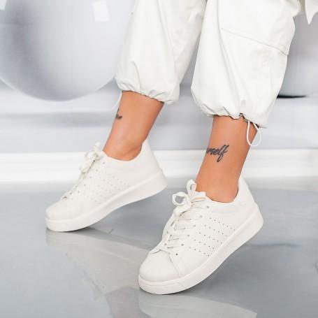 Pantofi Sport Dama YKQ230 Bej Mei