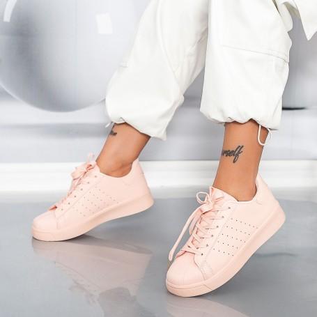 Pantofi Sport Dama YKQ230 Roz Mei