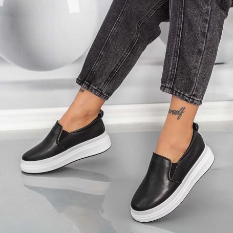 Pantofi Sport Dama HMM38 Negru Mei