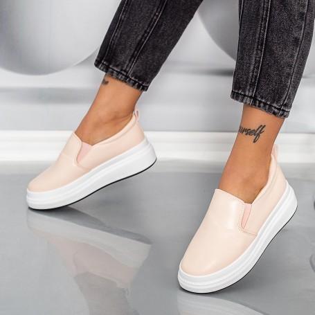 Pantofi Sport Dama HMM38 Roz Mei