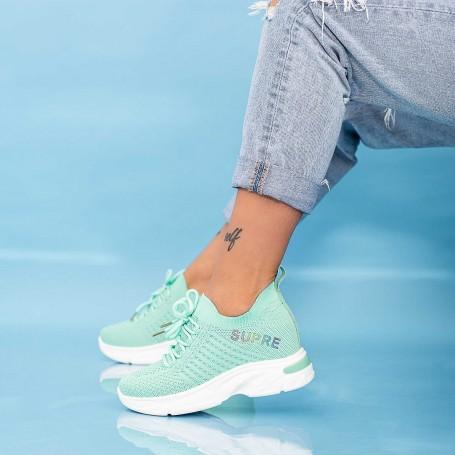 Pantofi Sport Dama KDN11 Albastru Mei