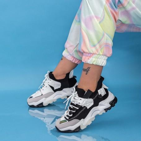Pantofi Sport Dama LGYED10 Negru Mei