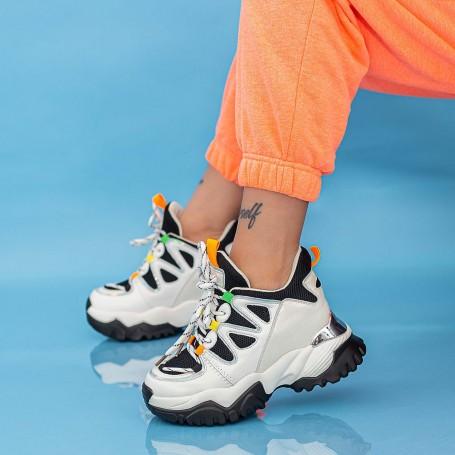 Pantofi Sport Dama SJN372 Bej Mei