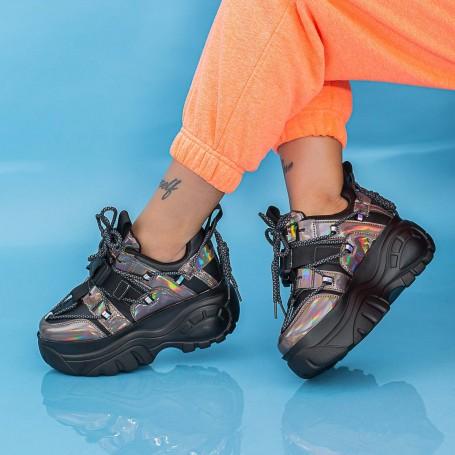 Pantofi Sport Dama WLLXE2 Guncolor Mei