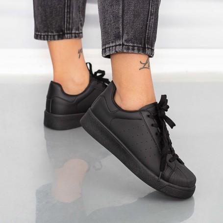 Pantofi Sport Dama YKQ230 Negru Mei