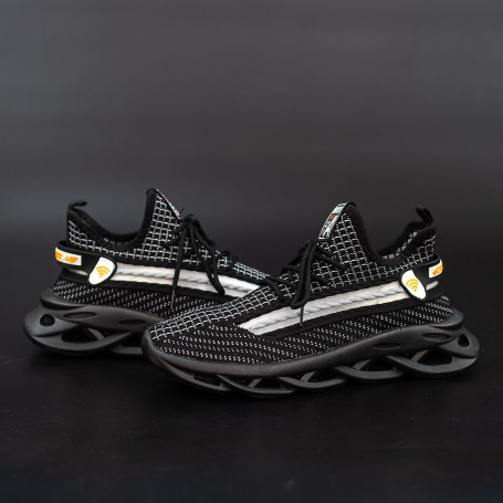 Pantofi Sport Barbati LGKN2 Negru Mei