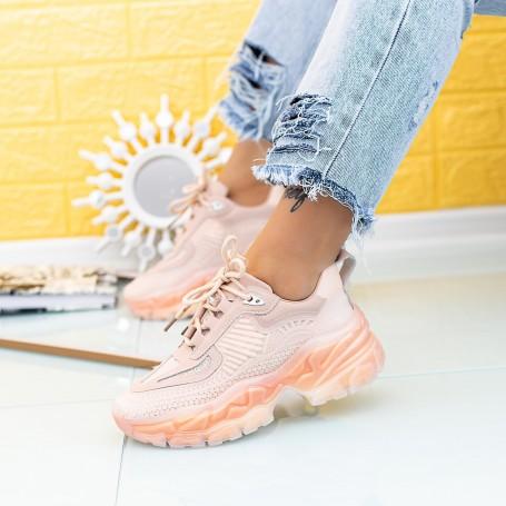 Pantofi Sport Dama SZ300 Roz Mei