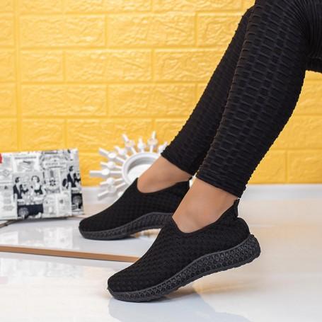 Pantofi Sport Dama TF1 Black (L80) Mei