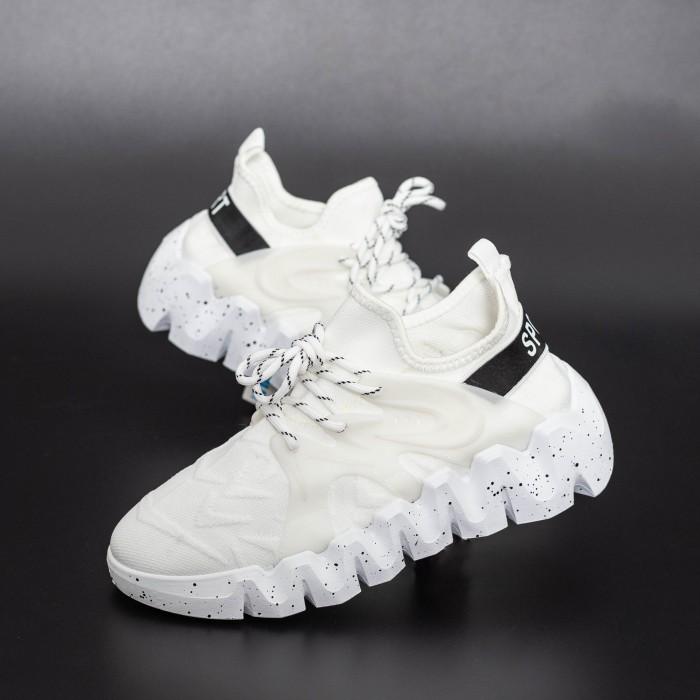 Pantofi Sport Barbati LGMB2 Alb Mei