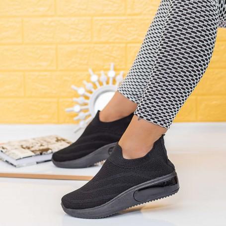 Pantofi Sport Dama TF8 Negru Mei
