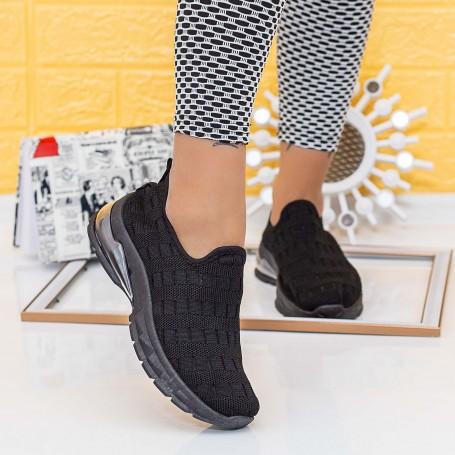 Pantofi Sport Dama TF11 Negru Mei