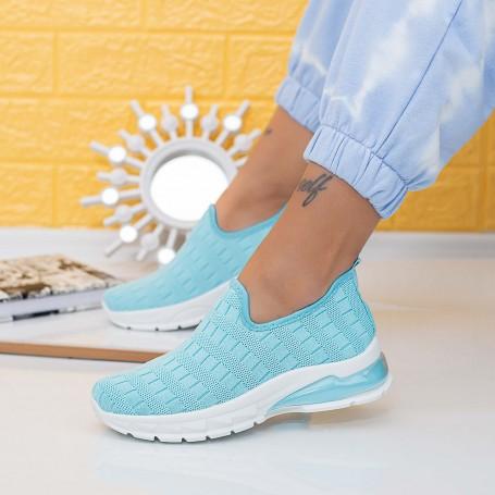 Pantofi Sport Dama TF11 Albastru Mei
