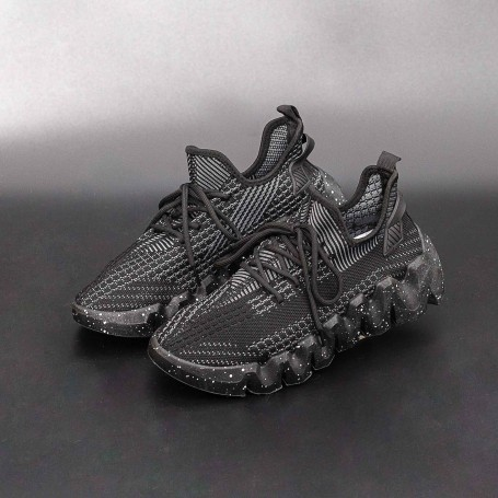 Pantofi Sport Barbati LGMB1A Negru Mei