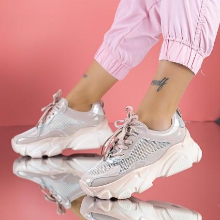 Pantofi Sport Dama SZ310 Roz Mei