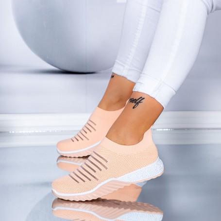 Pantofi Sport Dama S6 Roz Mei