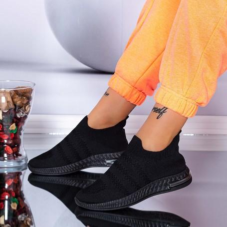 Pantofi Sport Dama S11 Negru Mei