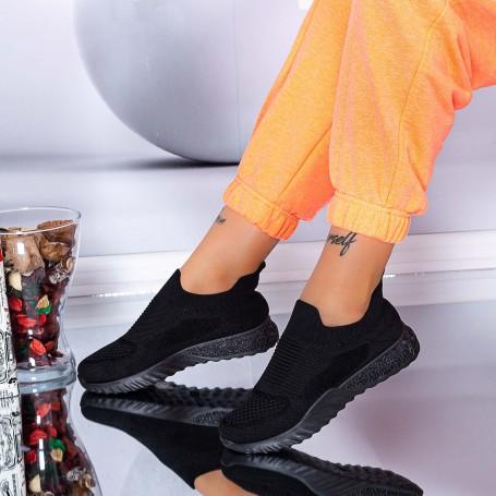 Pantofi Sport Dama S8 Negru Mei
