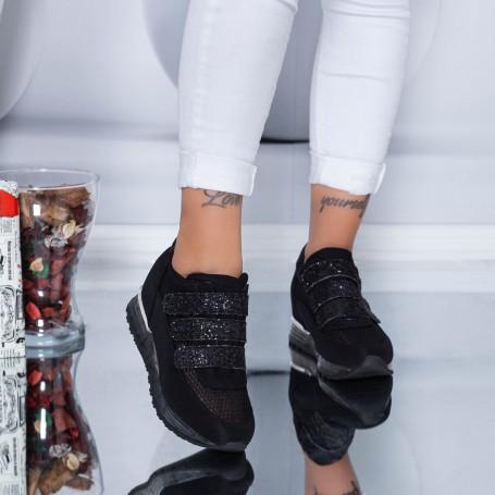 Pantofi Sport Dama SZ170 Black Mei