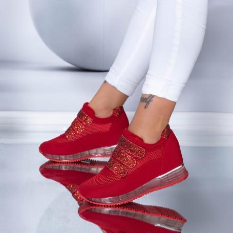 Pantofi Sport Dama SZ170 Red Mei