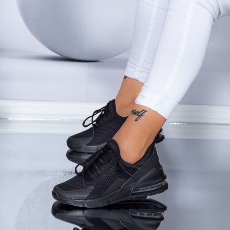 Pantofi Sport Dama 270-1 Negru Mei