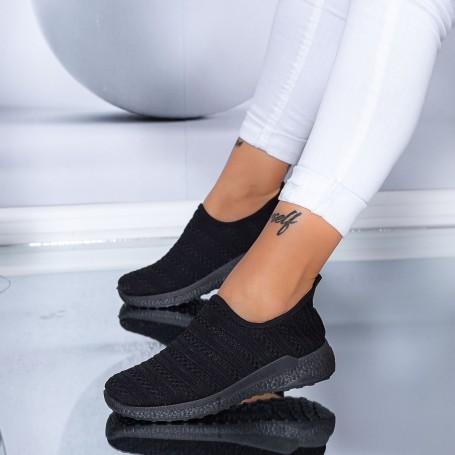 Pantofi Sport Dama TF7 Negru Mei