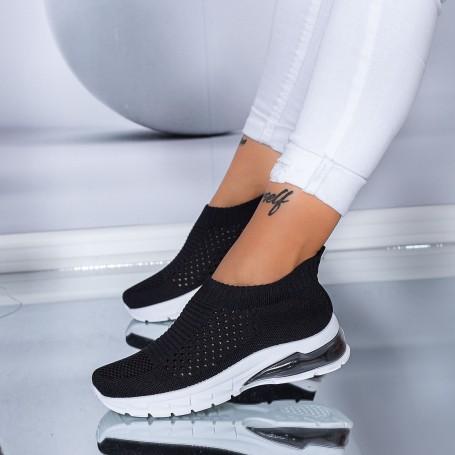 Pantofi Sport Dama TF12 Negru Mei