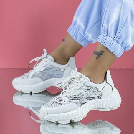 Pantofi Sport Dama SZ332 Bej Mei