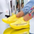 Pantofi Sport Dama XC26 Galben (L34) Mei