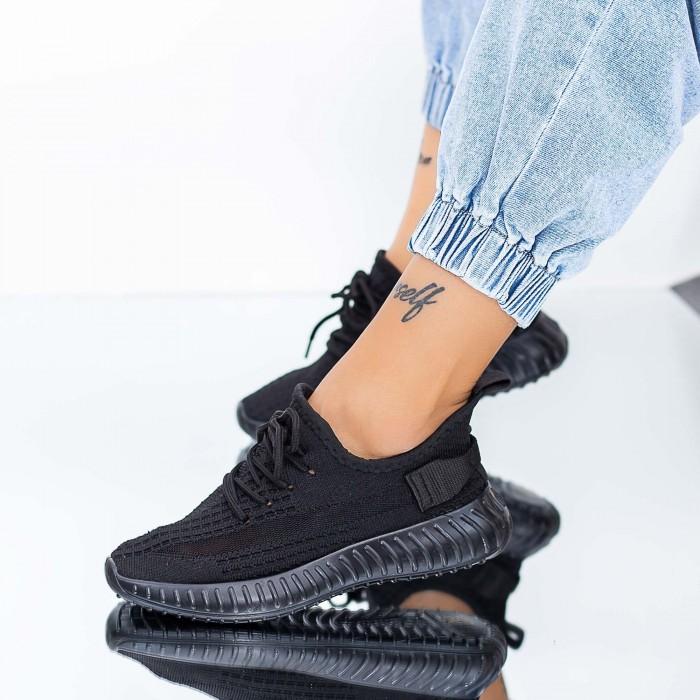 Pantofi Sport Dama XC26 Negru Mei