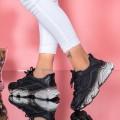 Pantofi Sport Dama SZ315 Negru (N38) Mei
