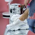 Pantofi Sport Dama SZ315 Alb (N38) Mei